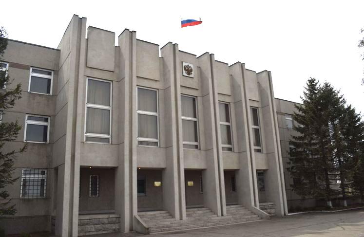 Генеральное консульство Российской Федерации в Чондине