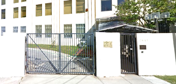 Consular Section of the Embassy of the Russian Federation in the USA