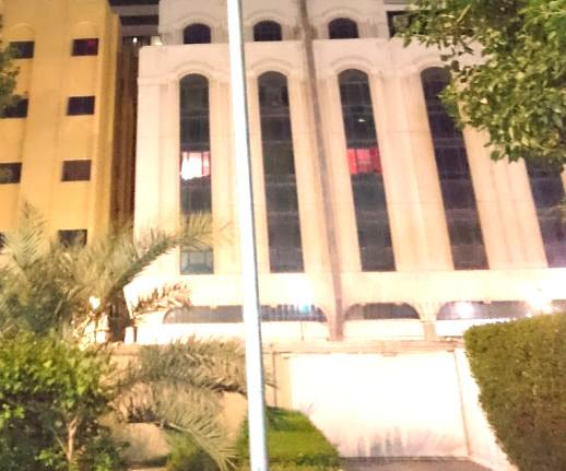 Консульский отдел Посольства Российской Федерации в ОАЭ