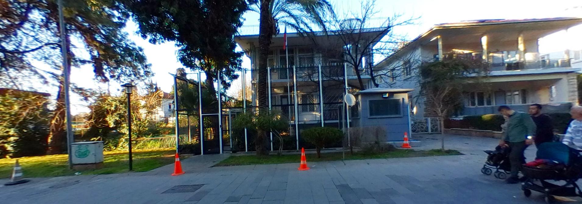 Генеральное консульство Российской Федерации в Анталье
