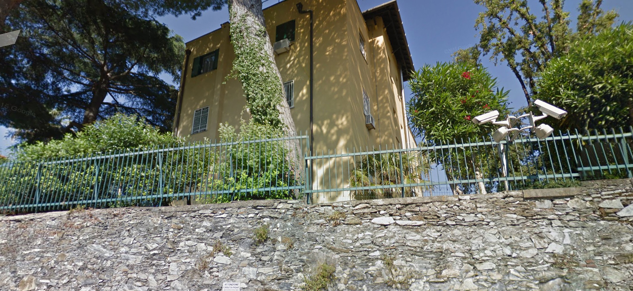 Генеральное консульство Российской Федерации в Генуе
