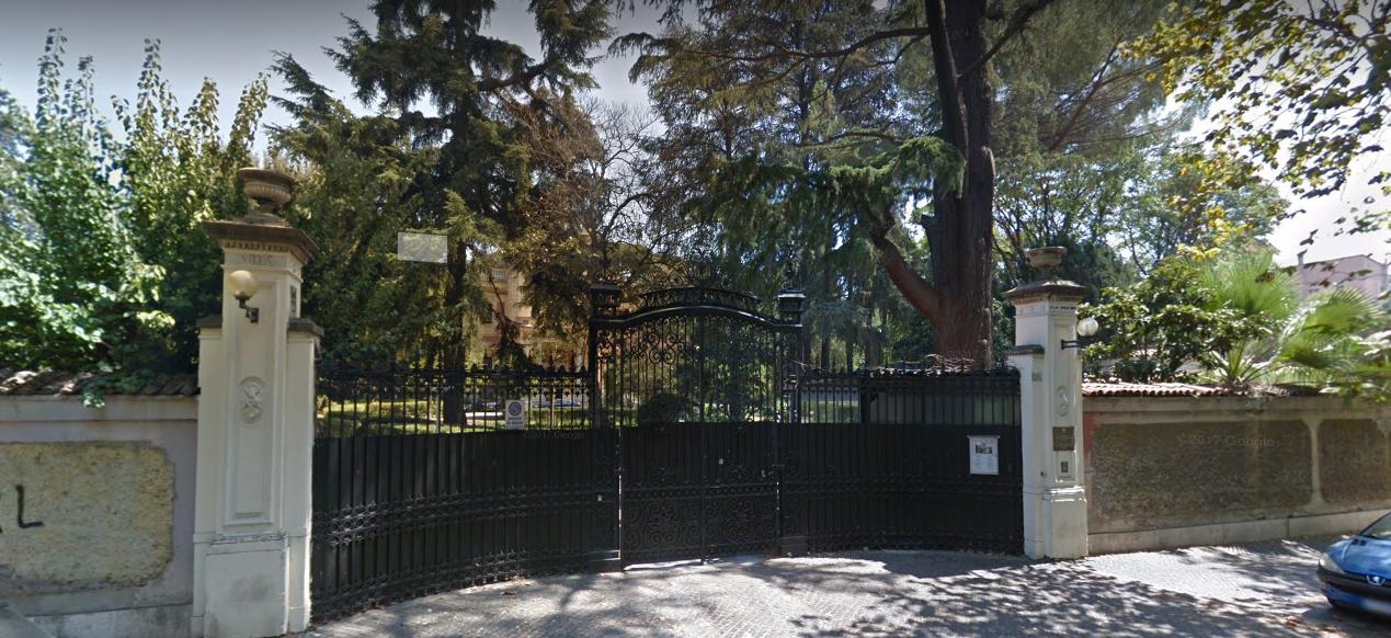 Консульский отдел Посольства Российской Федерации в Итальянской Республике