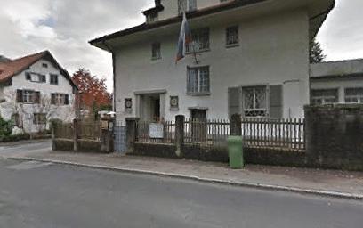 Консульский отдел Посольства Российской Федерации в Швейцарии