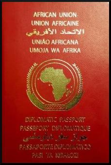 Паспорт стран Африки