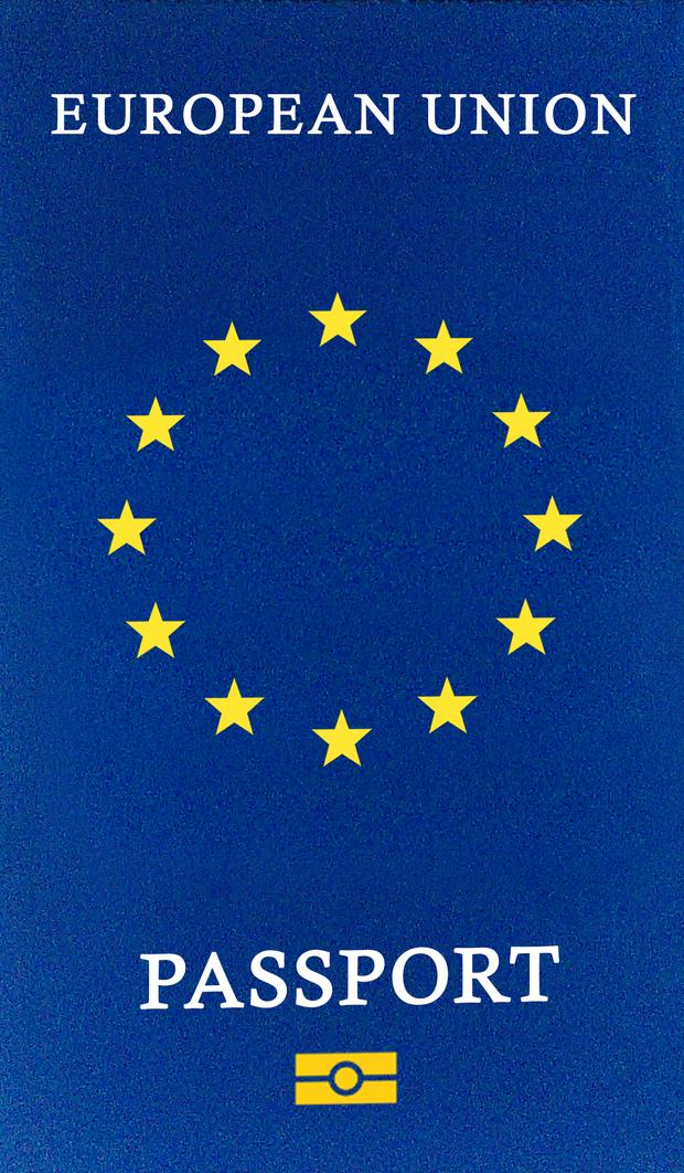 European Union Passport