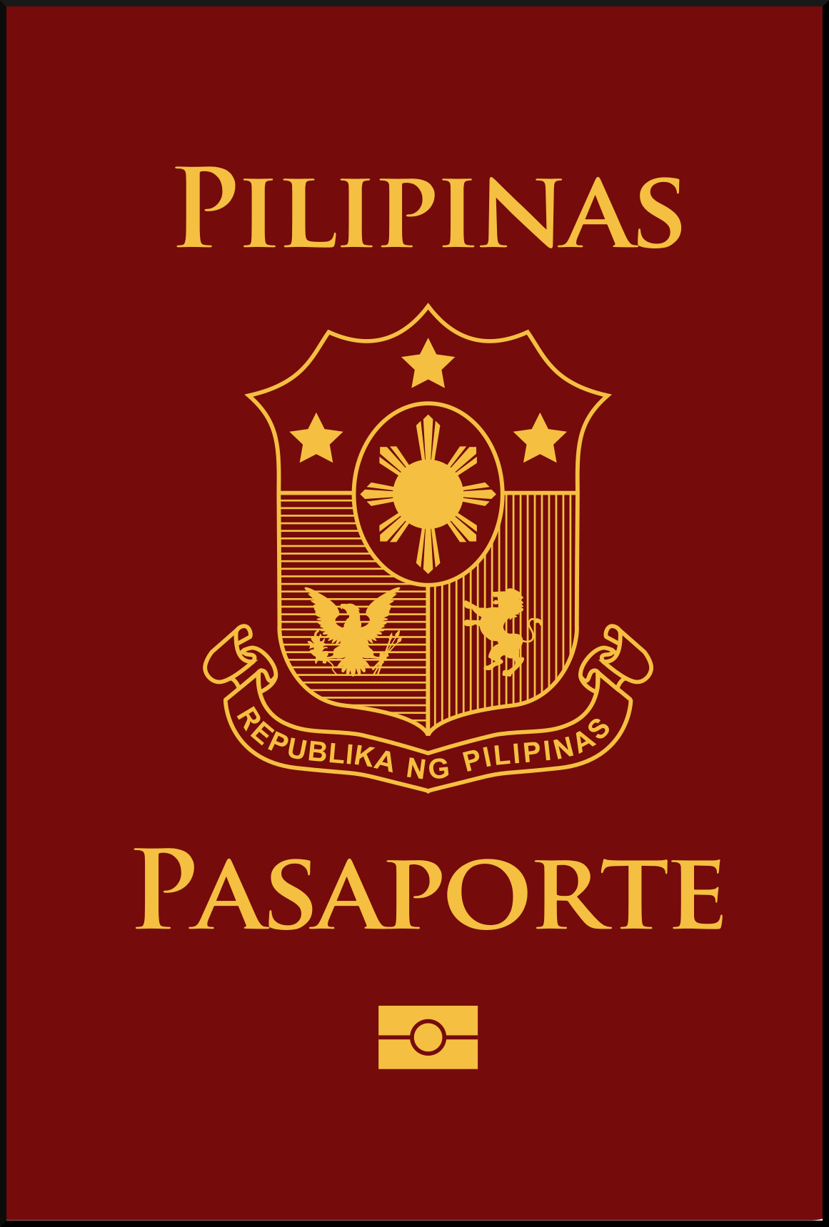 Паспорт Филиппин