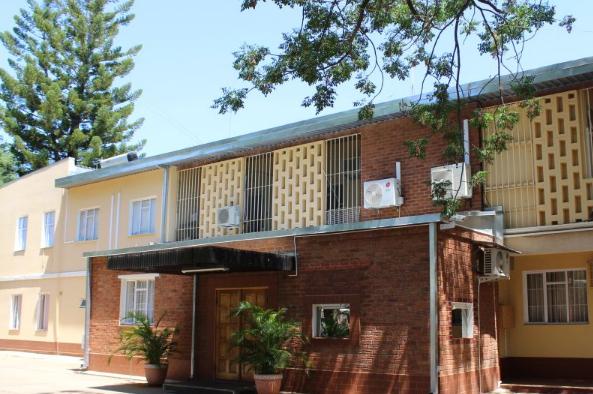 Консульский отдел Посольства Российской Федерации в Республике Ботсвана