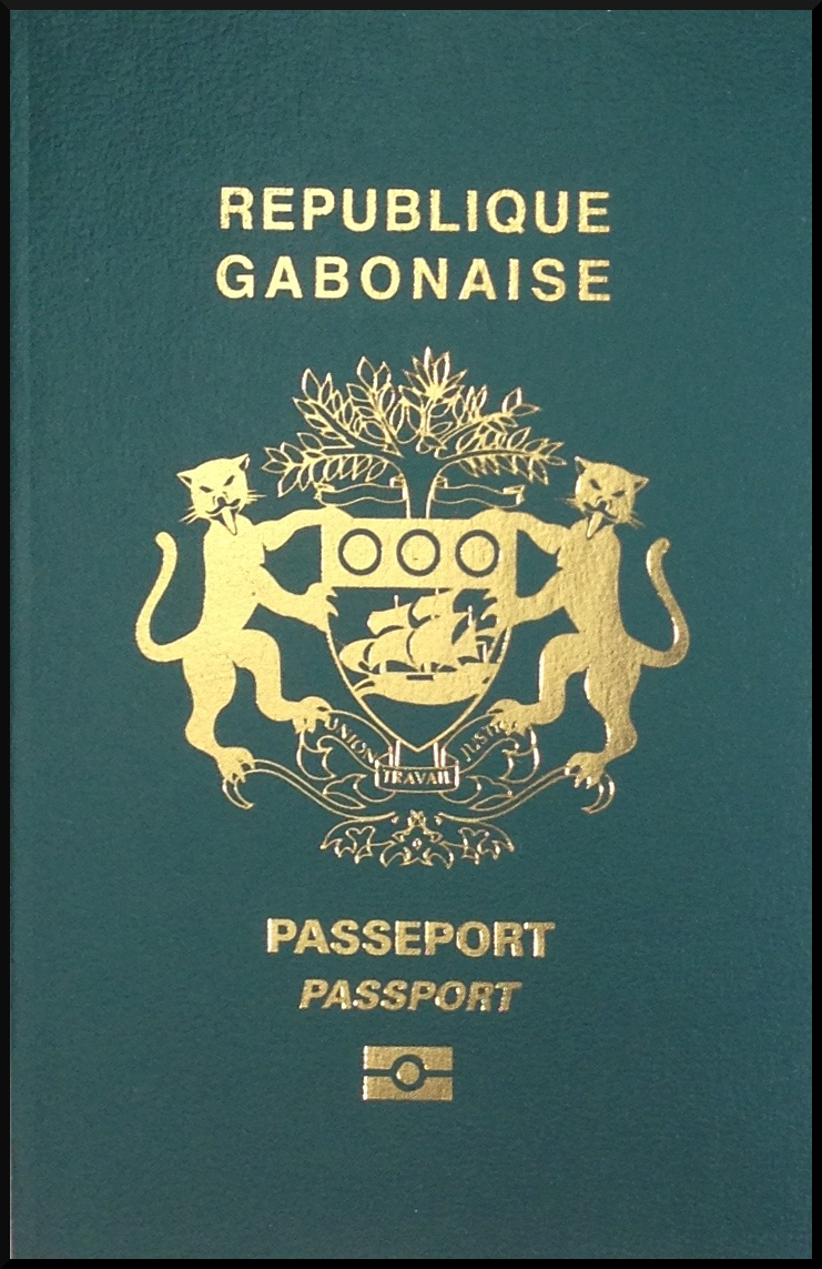 Паспорт Габона