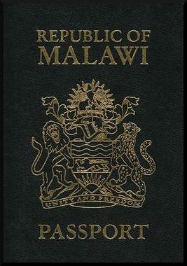 Паспорт Малави
