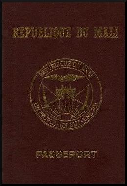 Паспорт Мали