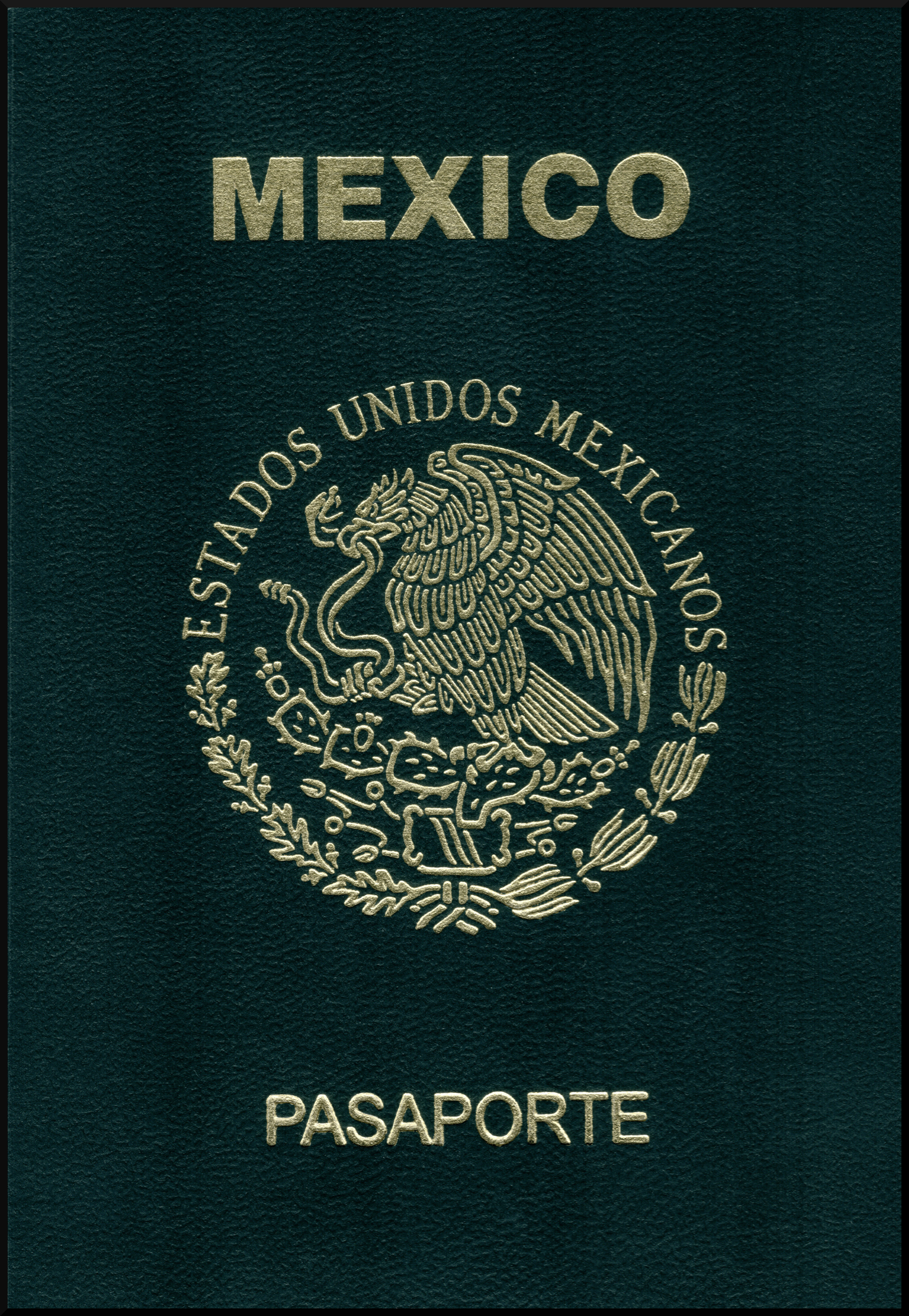 Паспорт Мексики