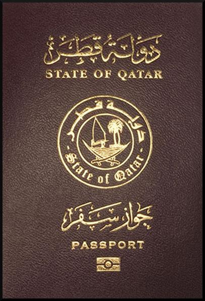 Паспорт Катара