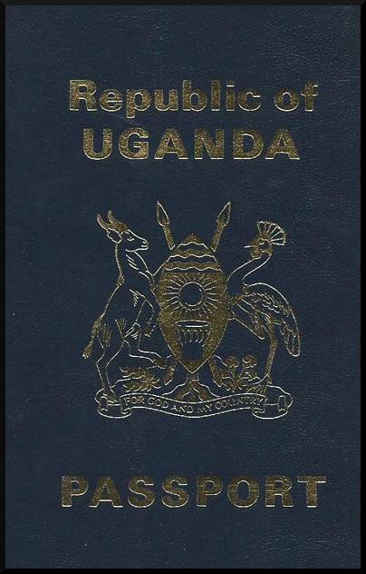 Паспорт Уганды