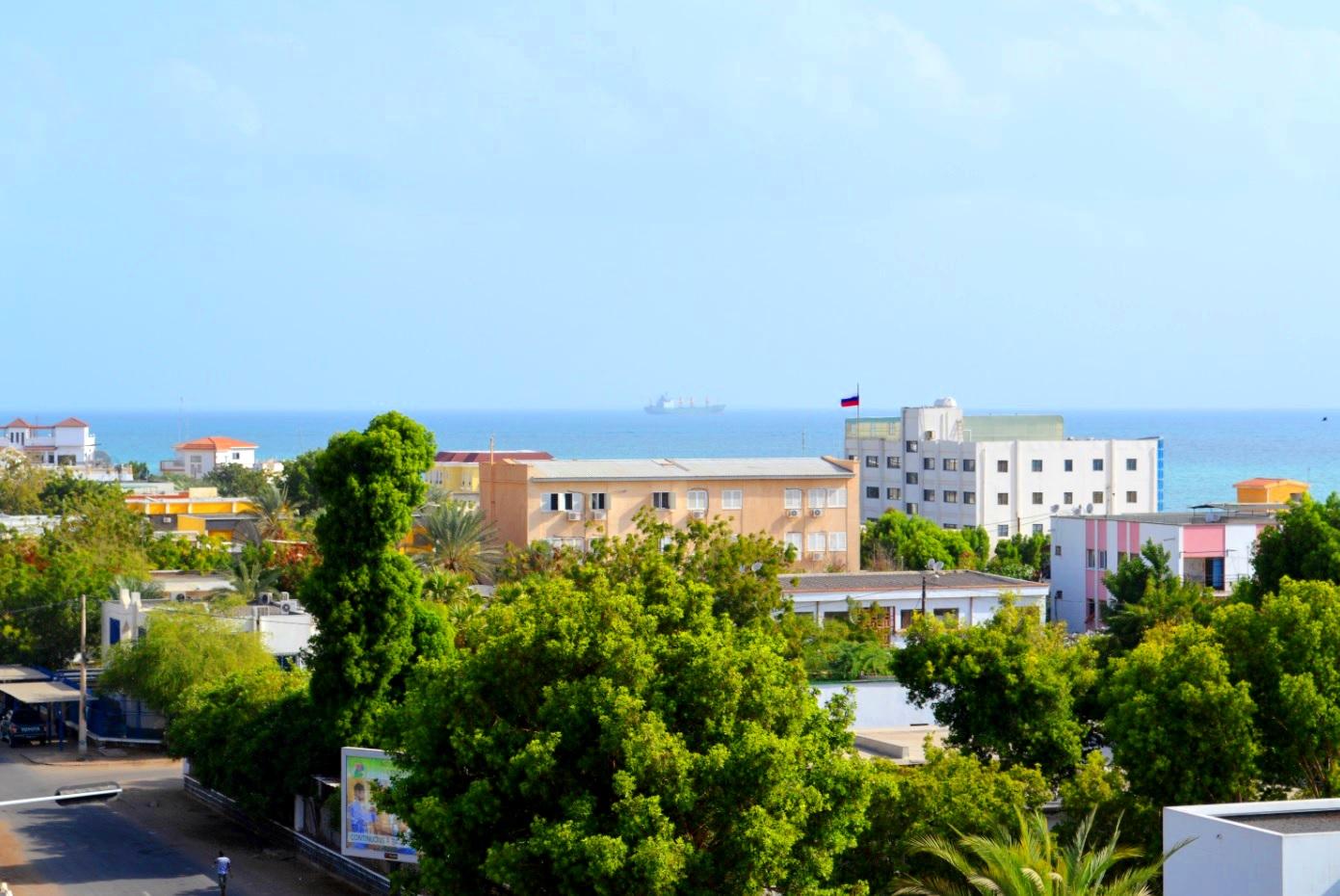 Консульский отдел Посольства Российской Федерации в Джибути