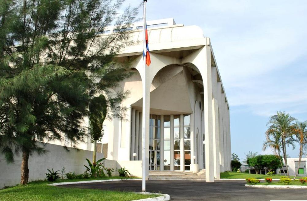 Консульский отдел Посольства Российской Федерации в Габоне