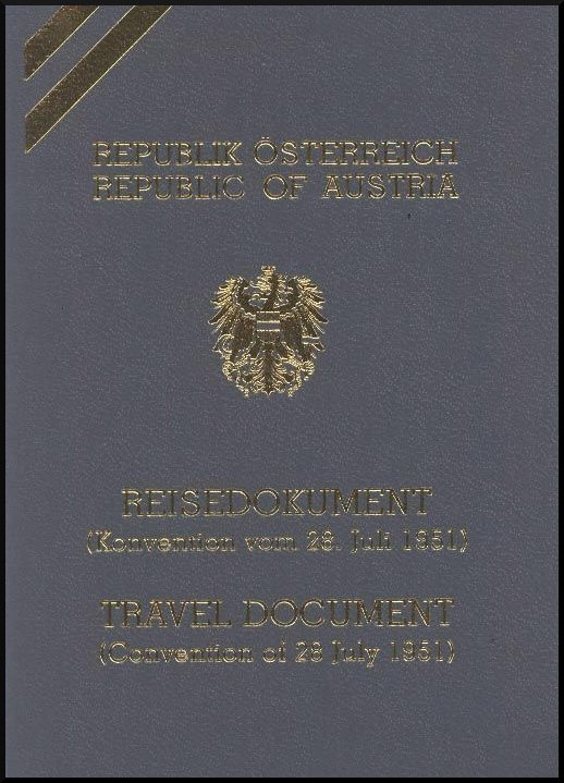 Stateless Passport